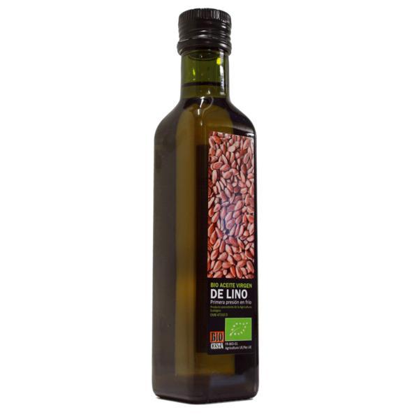 Aceite Lino BioCesta