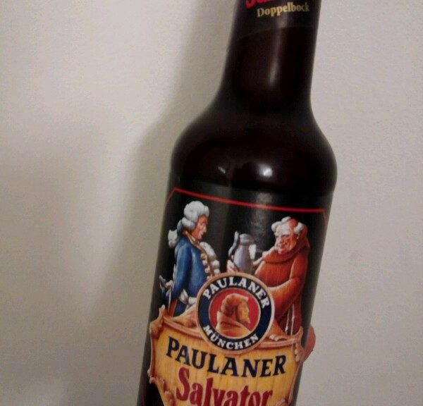 Cerveza Paulaner Salvator