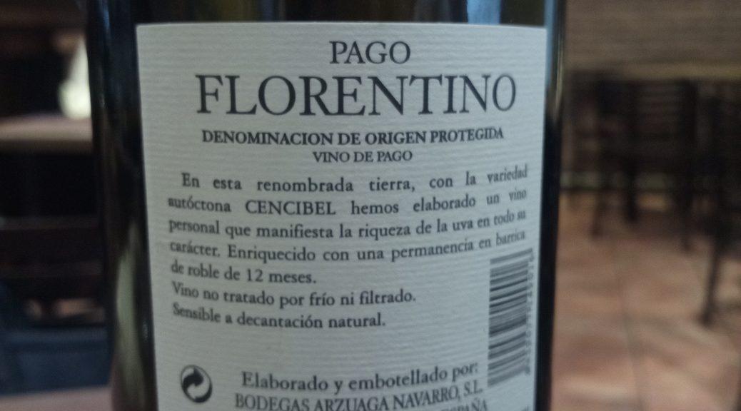 Pago Florentino 2.015